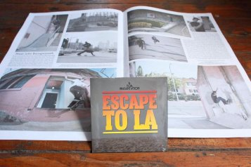 Theories of Atlantis TOA Times Issue 2 with Escape to LA DVD