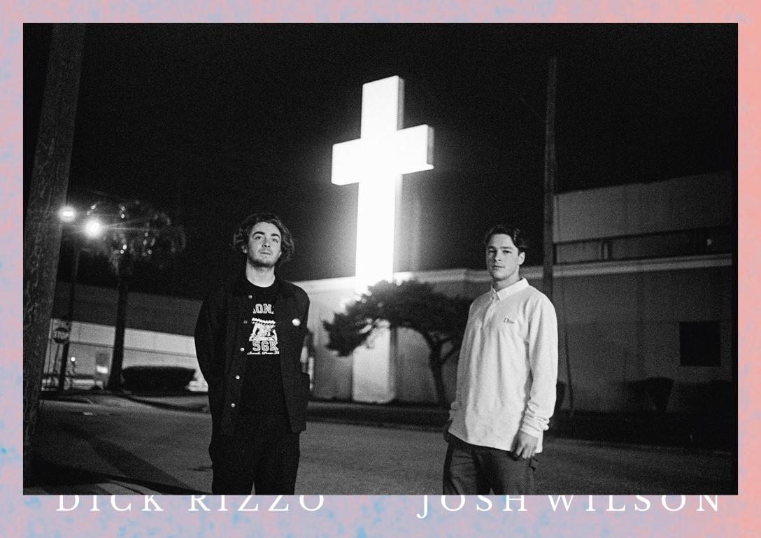 Dick Rizzo Josh Wilson Header photo Solo Skate Mag