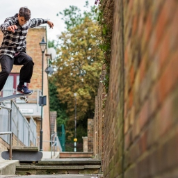 Tom Knox on 'Vase' & Isle Skateboards