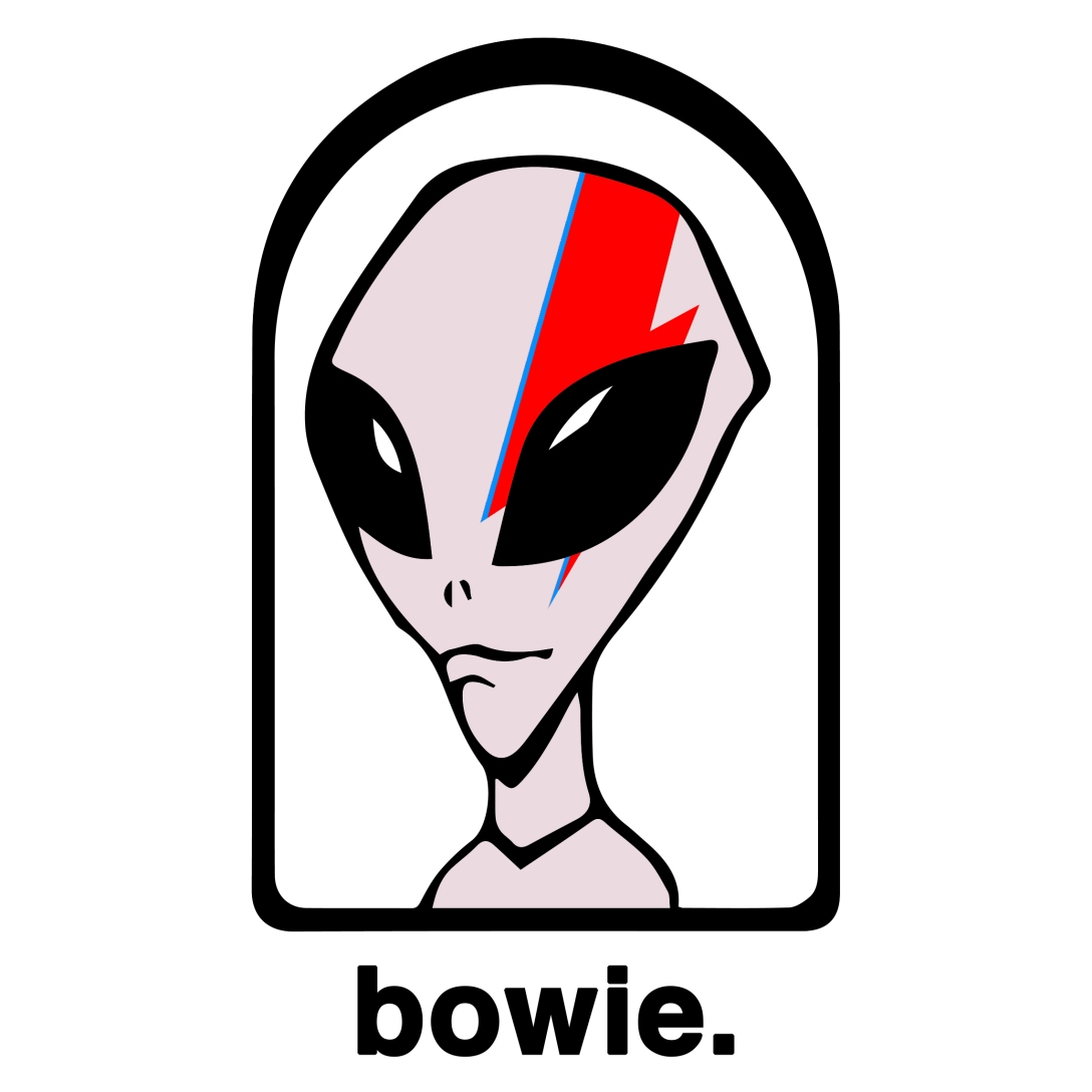 Alien Workshop 'believe.' David Bowie