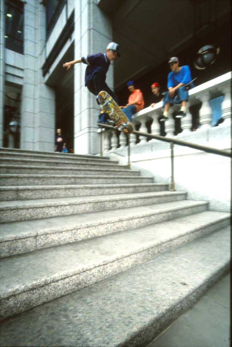 tom-penny-switch-frontside-180-london-photo-kevin-banks-speedway-skateboarding-magazine