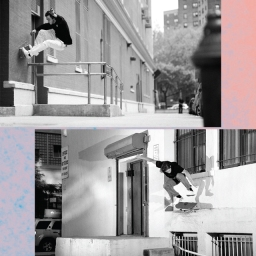 Josh Wilson & Dick Rizzo on Quasi Skateboards, New York City and Bronze56K