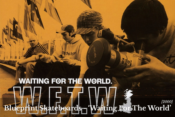 Blueprint Skateboards Waiting For The World full video home image Speedway Skateboarding Magazine