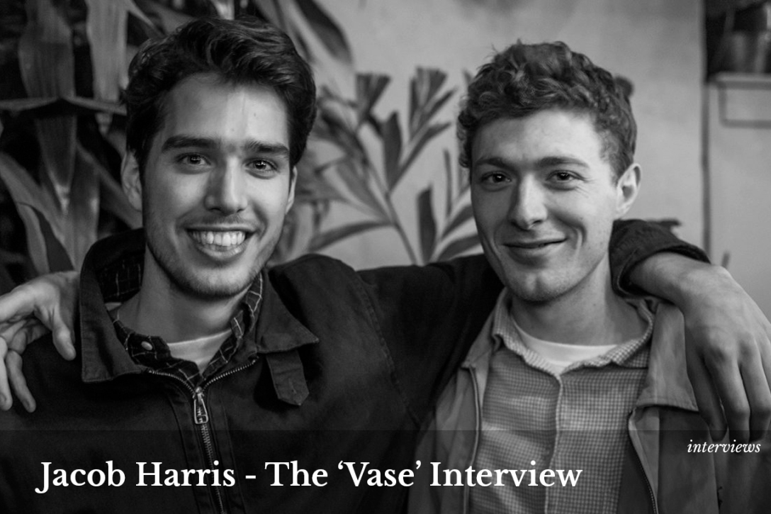 Jacob Harris Isle Skateboards Vase interview home image Speedway Skateboarding Magazine