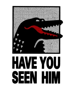 Have You Seen Him? by Sam Barratt The Useless Wooden Toys Society graphic David Mackey Lost Art interview Speedway Skateboarding Magazine